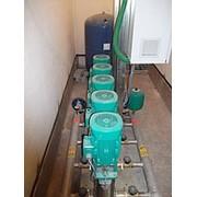 Проектирование и монтаж систем внутреннего водопровода в Одессе фото
