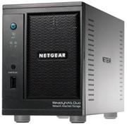 Хранилище NetGear ReadyNAS Duo на 2 SATA диска RND2000-100RUS фото