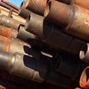 Трубы бурильные б/у фото