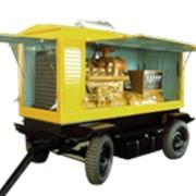 Дизель - генератор, Электростанция фото