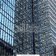 Стройматериалы. Изготовление строительных материалов. Изготовление оконных и фасадных систем. Изготовление оконных систем фото