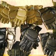 Перчатки тактические фото