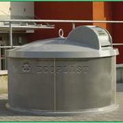 Полуподземные контейнеры CSA 5.0 фото