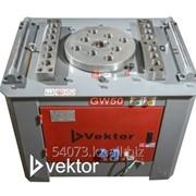 Гибщик арматуры Vektor, cтанок для кибки GW-50 С возвратным механизмом фото