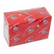 Сыктывкарские 1-слойные 400 листов красные 24*24см фото