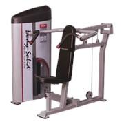 Профессиональный тренажер Body Solid Боди Солид S2SP Pro Club Series II Вертикальный жим сидя с нагрузкой на блоке. фото