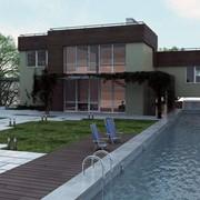 Проектирование жилых домов, коттеджей, особняков фото