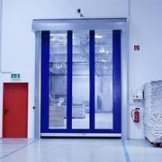 Скоростные ворота EFAFLEX фото