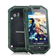 Телефон Android Mastodon 4-дюймовый экран, IP 53 водонепроницаемый, пыленепроницаемый, ударопрочный фото
