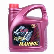 Масло Mannol ELITE 5w40 4 л фото