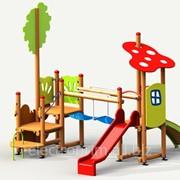 Игровой комплекс Модель Г30 Игровые комплексы серии Природа фото