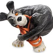 "Статуэтка ""Собака"" (JUST GO! Rufus. Parastone) арт.pr-RUF03 фото"