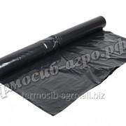Пленка силос. черная 6х150мкм 50м 1с фото