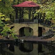 Создание Садовых беседок, ротонд, чайных домиков фото