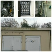 Автомобильная газовая заправочная станция АЗС фото