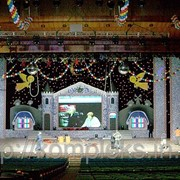 Изготовление декораций для ТД Украина фото