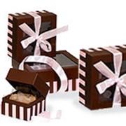 Коробки для кондитерских изделий фото
