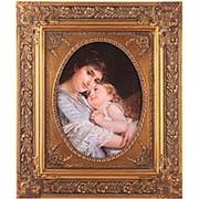 Картина Портрет 63х73см. арт.296-032 фото