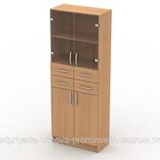 Шкаф для бумаг с ящиками ШУ-05.1 фото