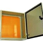 Ящики металлические пыле-влагозащищенные IP 54 фото