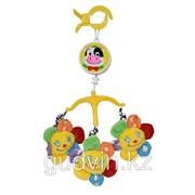 Музыкальная карусель-подвеска Цветочек /Lorelli toys фото