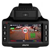 Видеорегистратор, радар-детектор PlayMe Turbo фото