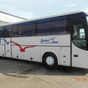 Аренда автобуса Setra 44 сидячих мест с водителем фото