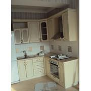 Изготовление мебели под заказ, Кухня классическая на заказ фото