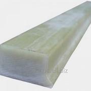 Рейка (прокладка) золяционная для прокладки кабеля 18x24x10 мм фото