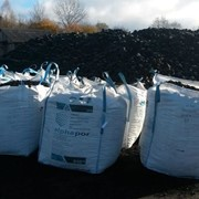 Каменный уголь в БИГ-БЭГАХ по 0,5 и 1 тонне фото