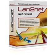 Программное обеспечение Lan2net NAT Firewall 3.0 фото