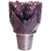 Долото 3-х шарошечное 151 К-ЦВ (по крепким породам) фото