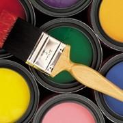 Лак-краски полимерные (фасадные) фото