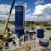 Силос цемента СП-290 фото