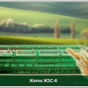 Зерноуборочная жатка. Жатки зерновые фото