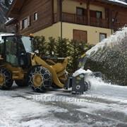 Снегоочиститель шнекороторный TNX185 фото