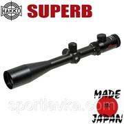 Прицел оптический Hakko Superb 30 4-16x50 4A IR Dot R/G 922143 фото
