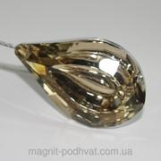 Декоративный магнит подхват для тюлей и штор, Стекло 12 фото