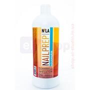 Обезжириватель Nila Nail Prep аквамарин (с антибактериальным эффектом) 1000 мл фото
