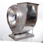 Вентилятор радиальный ВЦ 4-75 №10 исполнение 5 фото