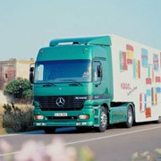 Автомобильные перевозки грузов. Автомобильные грузоперевозки - основное направление деятельности нашей компании. Грузоперевозки автомобильным транспортом являются наиболее удобным и экономичным видом грузоперевозок. фото