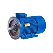 Асинхронный общепромышленный электродвигатель 7,5/1000 АИР132M6, IM2081 фото