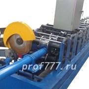 Линия для производства водосточных систем в Китае фото