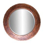Изготовление на заказ круглых, овальних рам из МДФ фото