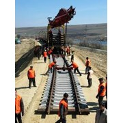 Ремонт железнодорожных переездов фото