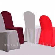 Чехол на стул базовая модель Артикул ЧБ 01 фото