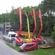 Ножничный самоходный подъёмник Genie GS5390 RT фото