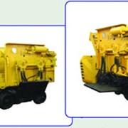 Машина погрузочная шахтная ППН3А фото