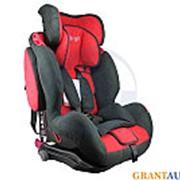 Кресло детское автомобильное KENGA BH-12312i красное фото