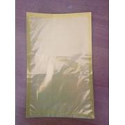 Пакеты для вакуумной упаковки - под золото фото